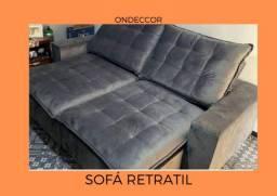 Sofá retratil 2,30