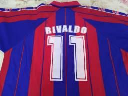 Camisa Barcelona anos 90
