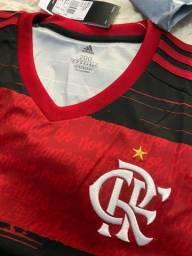 Camisa Flamengo Adidas 2021 2GG