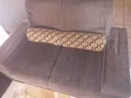 Doa-se sofá de 2 lugares