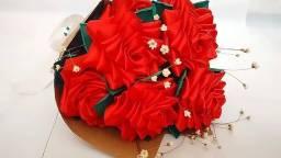 Buquê de flores Artesanal