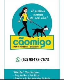 Passeador de cães - Dogwalker e Petsitter