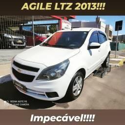 AGILE LTZ 2013 impecável !!!!