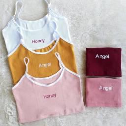 Cropped Angel e Honey