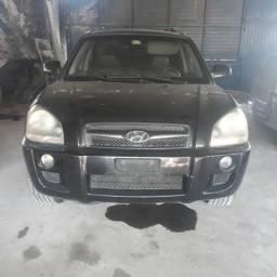 Sucata Hyundai Tucson Retirada Peças