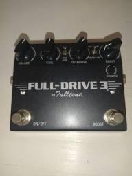 Pedal full-drive3 fulltone
