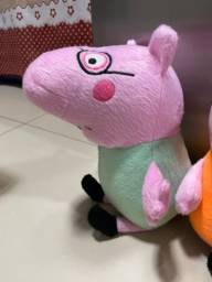 Família Peppa Pig de pelúcia- para festas e decoração