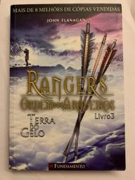 Rangers:Ordem dos Arqueiros-Terra do Gelo-Livro 3