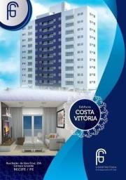 AX- Belíssimo apartamento em Campo Grande   03 Quartos   79m²   Edf. Costa Vitória