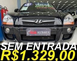 Título do anúncio: Hyundai Tucson Gls 2.0 Flex Aut. 2014 Único Dono