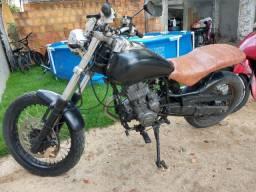 Moto Dafra kansas 150