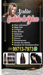 COLOCAÇÃO DE MEGA HAIR HUMANO E organico 200 reais COLOCAÇÃO  vendas de cabelo  humano