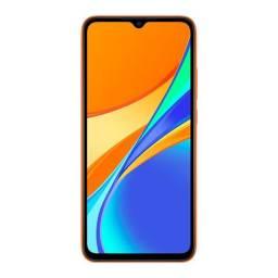 Smartphone Xiaomi Redmi 9C Dual Chip 64GB (Sunrise Orange) Laranja