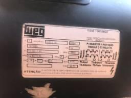 Motor de Compressor pressure
