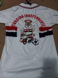 Camisa tradicional TTI