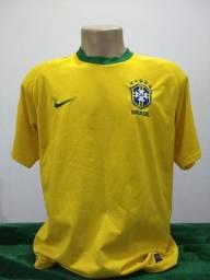 Camisa da Seleção do Brasil 2010 Nike