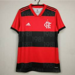 CAMISA DO FLAMENGO 1 21/22