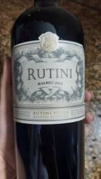 Vinho Rutini malbec