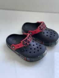 Crocs star wars tamanho 9c