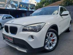 BMW X1 Sdrive 2.0 Completo+Couro Caramelo