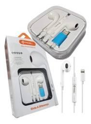 Título do anúncio: Fone De Ouvido iPhone Lightning 7 8 Xr Xs 11 Pro Max 12