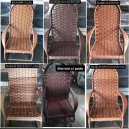 Cadeiras balanço