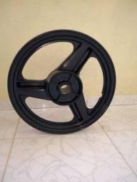 Vendo esse par de roda pra moto, pra vender logo , 300 reais apenas