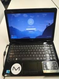 Notebook CCE i5 M 450 @ 2.40GHz - 4Gb Ram HD 640Gb