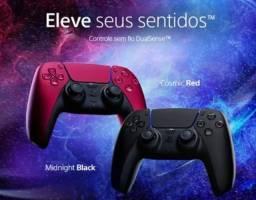 Controle sem Fio Dualsense Midnight Black Playstation5 - PS5
