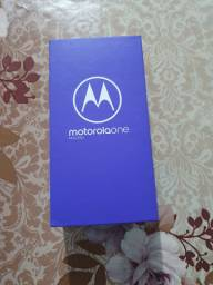 Caixa Motorola one macro
