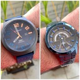 Relógios a pronta entrega em São Luís. Só chamar  e enviamos todos os modelos.