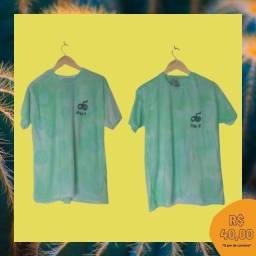 """Camisas conjunto """"P1 e P2"""""""