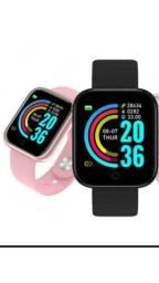 Smartwatch D20-Relógio Digital