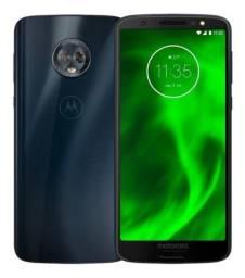 Vendo ou troco Motorola Moto G6 Indigo