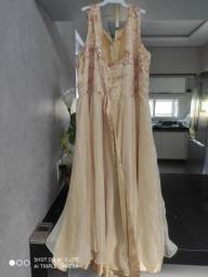 Vestido de festa luxo