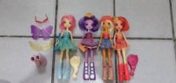 Bonecas Equestria Girls - My Little Pony da Mattel
