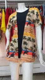 Kimono Tamanho M (Saída de Banho)