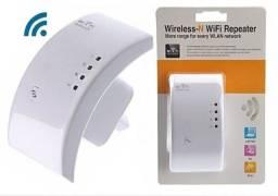 Repetidor de Sinal Wi fi, leve seu sinal mais longe Amplificador Wireless Wifi