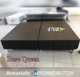 Base Queen Size