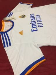 Título do anúncio: Camisa Real Madrid 21/22