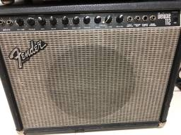 Amplificador Fender deluxe 112 made in USA