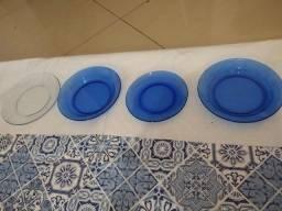 pratos antigos duralex