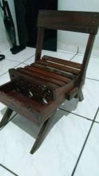 Cadeira de pesca