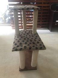 Arranhador de gato 2 andares