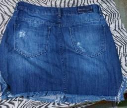 Saia Jeans murano.