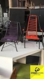 cadeiras de área infantis usada em bom estado R$:30,00
