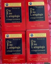 Tratado de otorrinolaringologia