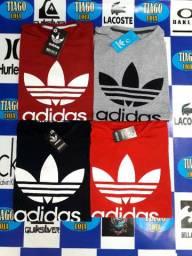 Camisas 5 por 110 reais