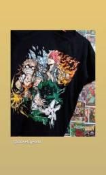 Camisas geek preço acessível