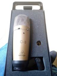 Microfone Condencer - Behringer C-3